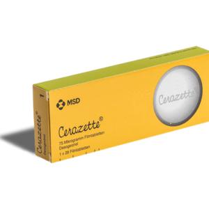 Cerazette ohne rezept