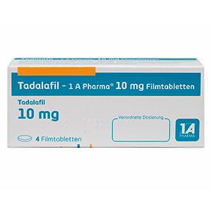 Tadalafil 1 A Pharma