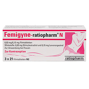 Femigyne Ratiopharm N