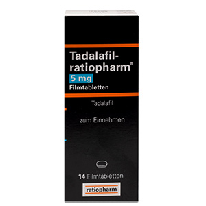 Tadalafil Ratiopharm