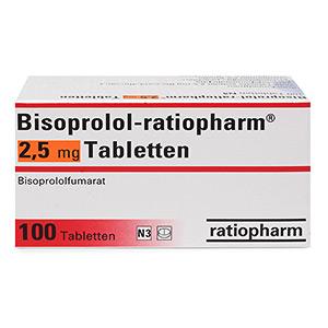 Bisoprolol-ratiopharm