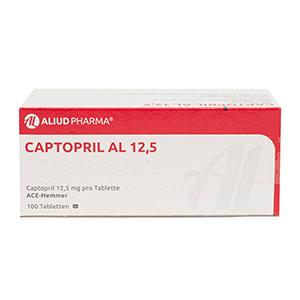 Captopril