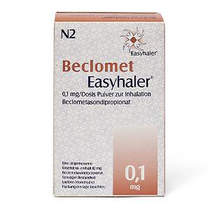Beclomet Easyhaler