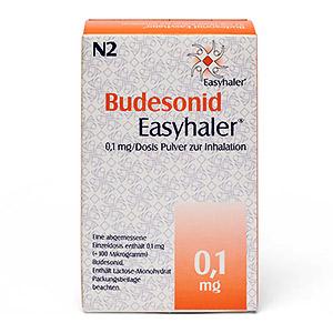 Budesonid Easyhaler