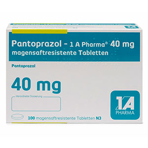 Pantoprazol 20 mg - 40 mg