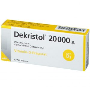 Dekristol (Vitamin D3)