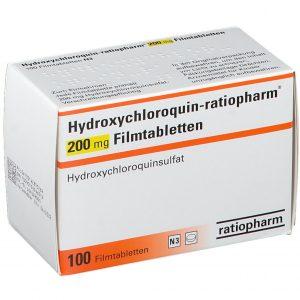Hydroxychloroquin